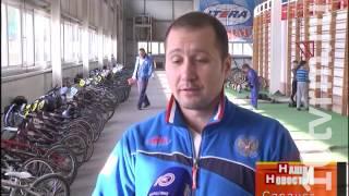 видео В Омске пройдут Чемпионат и первенство России по велоспорту-BMX