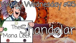 Shandalar (Microprose Magic: the Gathering) - Wacky Wednesday #95