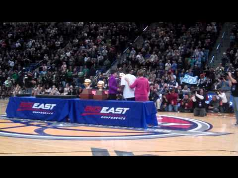 KML Most Outstanding Player Big East Tourney