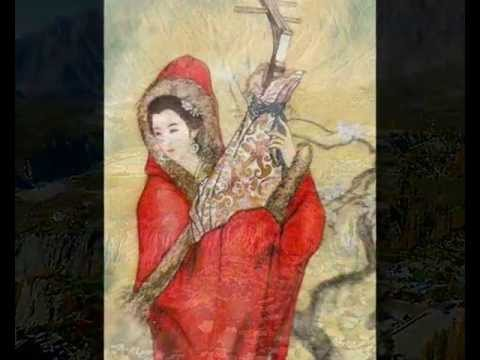Liang Ping - Wang Zhaojun (traditional version) 昭君怨-梁萍