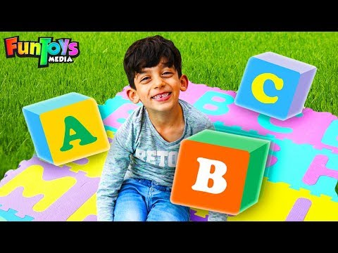 ABC Letters Phonics Song for Kids + More Nursery Rhymes with Jason