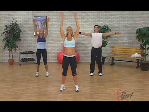 Sharon Mann Boxercise DVD