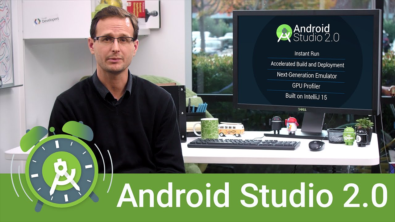 Android Studio 2 0 brings new emulator, more tools to speed app