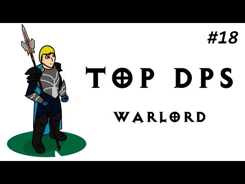 Top DPS - Warlord - Lineage 2