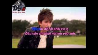 Karaoke beat sự thật sau một lời hứa - chi dân