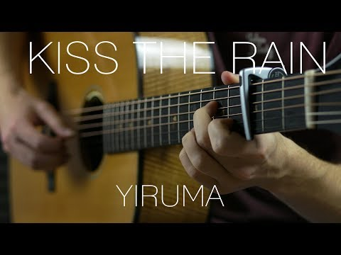 Yiruma - Kiss the Rain | Fingerstyle Guitar