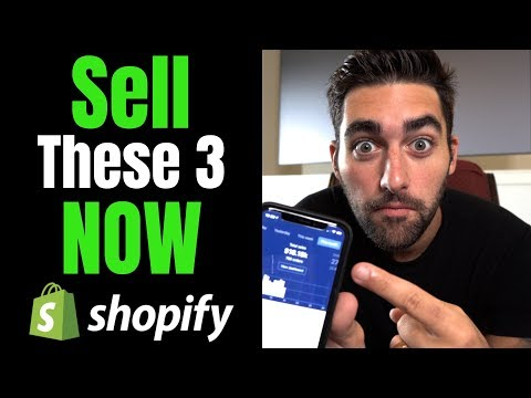 Sell These 3 $100K Winning Products NOW | Shopify Dropshipping Winning Products thumbnail