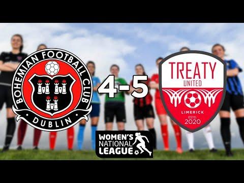 WNL GOALS GW11: Bohemians 4-5 Treaty United