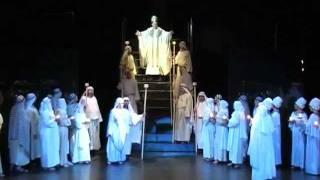 Giuseppe Verdi : Nabucco - aria di Zaccaria - Sperate, o figli...Come Notte - Sandor Arpad (Basso)
