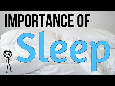 The Importance of Sleep: 8 Scientific Health Benefits of Sleep + Sleeping Tips