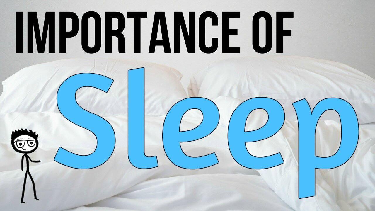 the importance of sleep 8 scientific health benefits of sleep