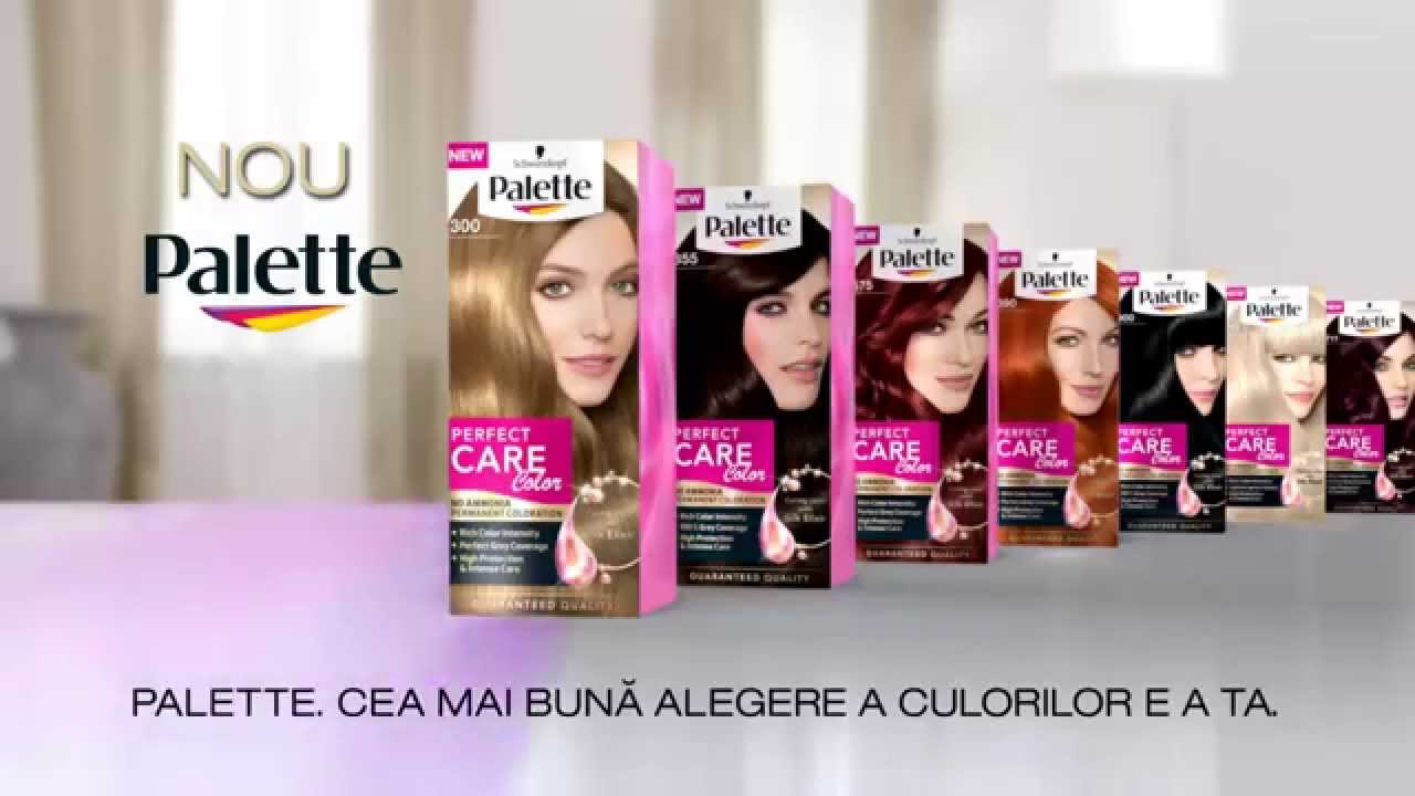 Palette Perfect Care Color Youtube
