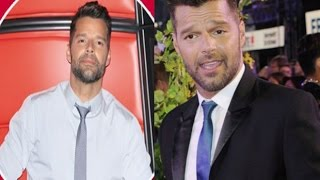 Ricky Martin quiere renunciar a La Voz México