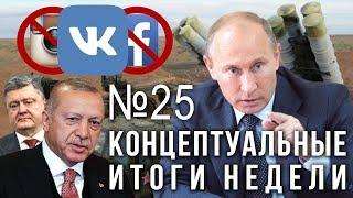 Путин, кто пойдёт в армию, кого посадит Ассанж, Базель3, отказ Зеленского, ВК против Facebook