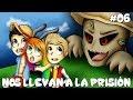 NOS LLEVAN A LA PRISION - LOS ILUMINADOS 3 #6 Con Nia y Pancri
