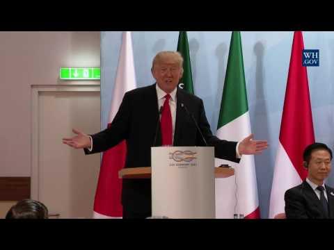 President Trump Attends the Women's Entrepreneurship Finance Event