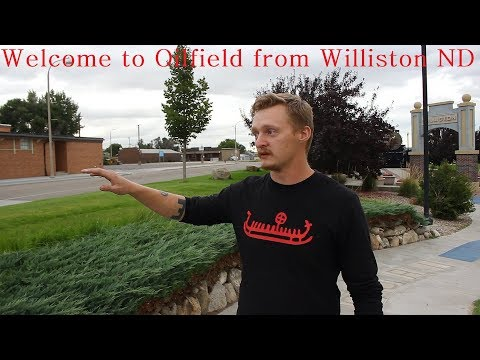 Welcome To The Oilfield From Williston ND With Ted