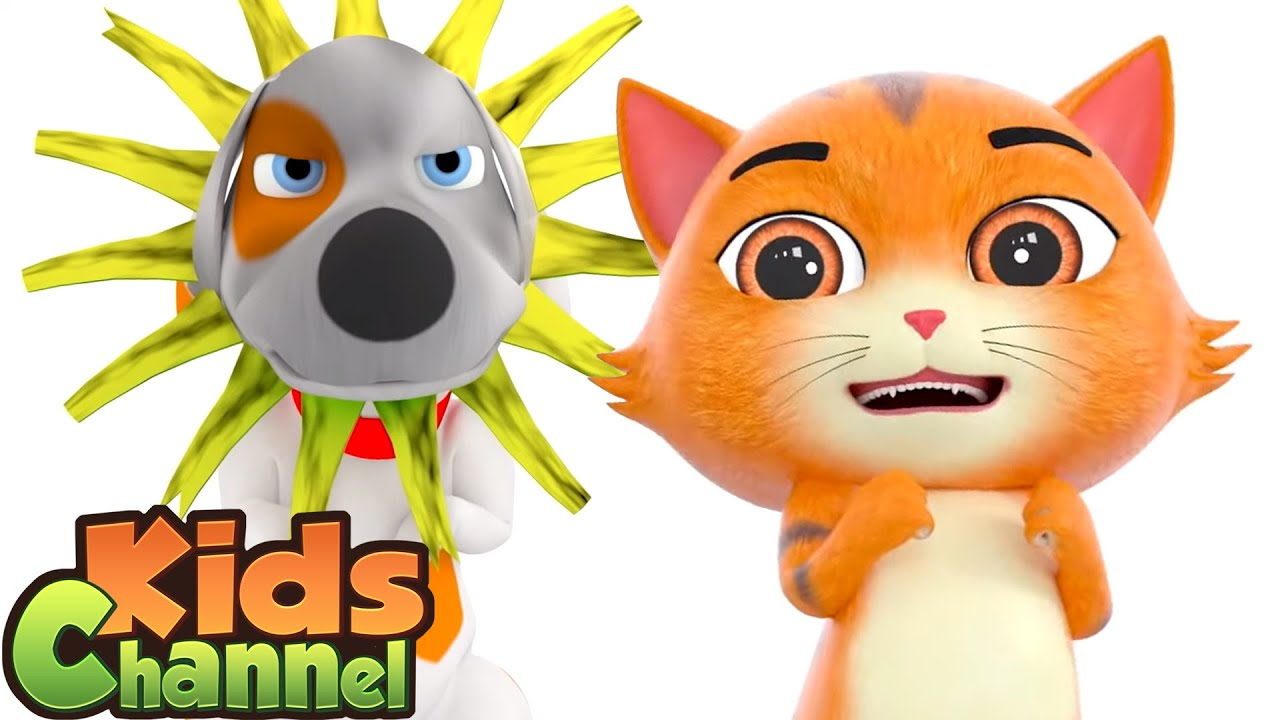 Doggy Trouble : Paw Pack   Funny Cartoon Videos   Comedy Shows for Kids