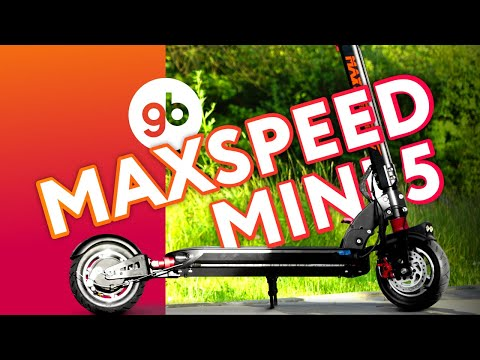 MAXSPEED MINI 5 обзор электросамоката с выдающимся характеристиками по доступной цене!!!