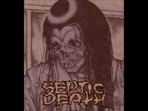 Septic Death - Crossed Out Twice (Discography)