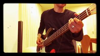 新宝島ベース ギターソロバック.