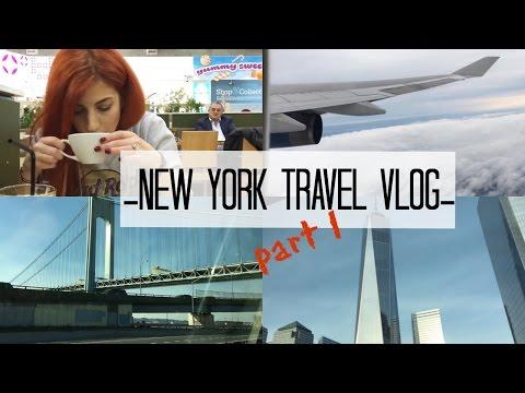 Travel Vlog | Christmas in New York ( Days 1-2-3 ) Part 1/4