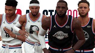 NBA 2K20 MyCareer Ep. 13 - Rising Star Challenge All Star Game