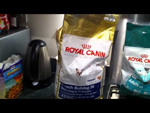 Perfect  Dog Food For French Bulldogs