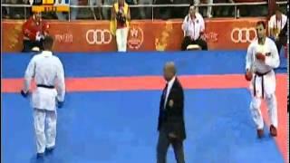 Serkan YAGCI 2013 Akdeniz Oyunları Mersin Final Macı TRTspor