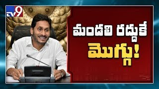 AP cabinet decision on abolishing Council today, TDP puts up brave face