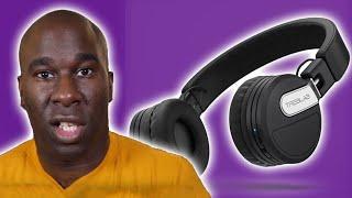 TREBLAB BT5 - Premium On-Ear Wireless Headphone Review!