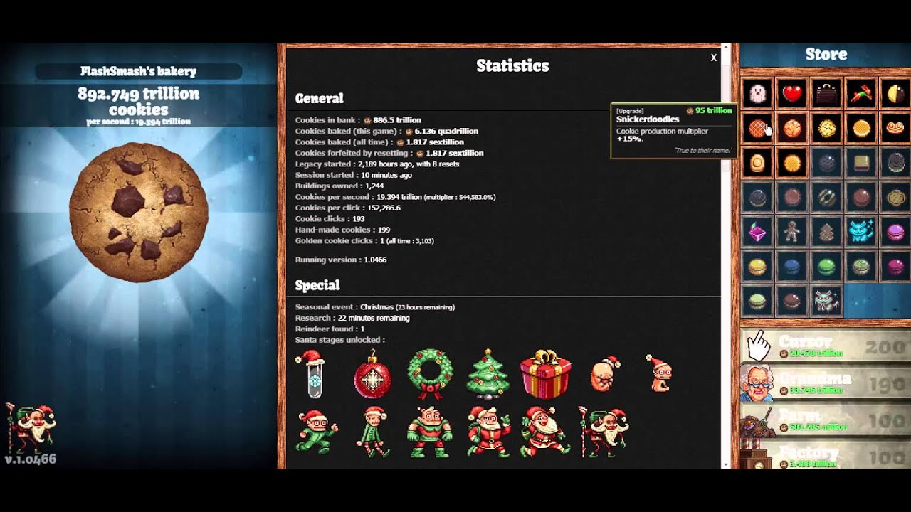 how to get all achievements in cookie clicker cheat