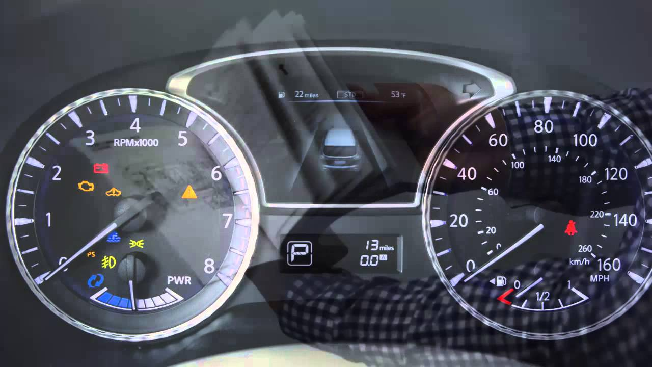 2014 infiniti qx60 hev warning and indicator lights youtube 2014 infiniti qx60 hev warning and indicator lights biocorpaavc Images