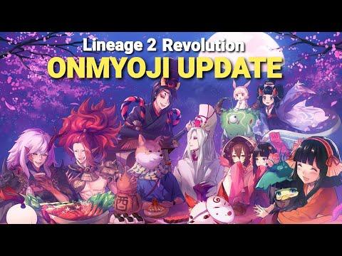 《Onmyoji Update》 whats new? - 14.4.2021 [LINEAGE 2 REVOLUTION] |