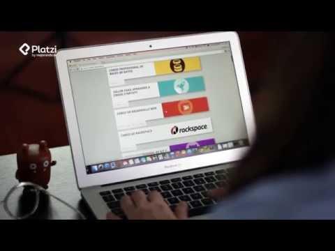 Aprende online a crear tu propia web