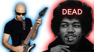 Video Joe Satriani: How Jimi Hendrix Changed My Life FOREVER! download MP3, 3GP, MP4, WEBM, AVI, FLV Juli 2018