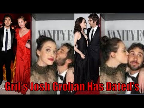 Gril's Josh Groban Has Dated's