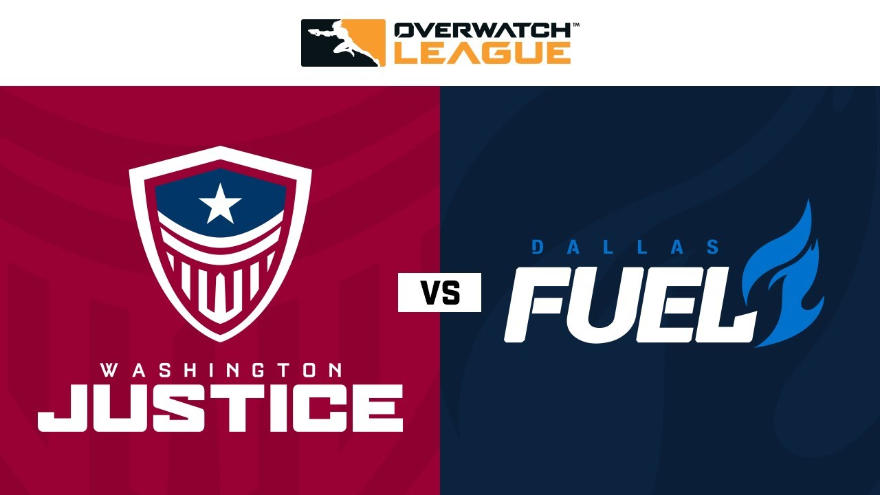 Washington Justice vs Dallas Fuel | Countdown Cup | NA Jour 1