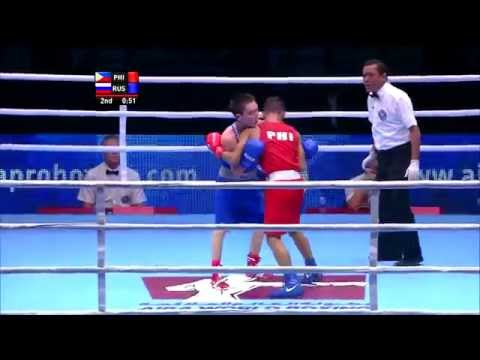 AIBA World Boxing Championships Doha 2015 - Session 11 - Semifinals