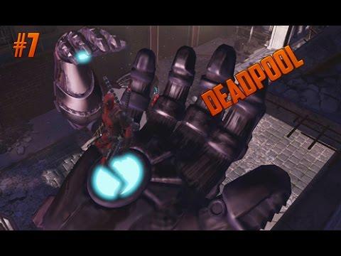 Deadpool - #7 - Procurando as Peças que Faltam para o Cable !!! (PC)