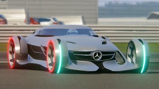 Yalili yalila  song relax music with the best concept car in the world