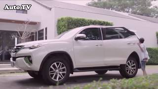 2018 Toyota Fortuner - THE BEST FAMILY SUV MAKING BY GOD !!