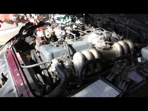 Ford EF Engine Head Gasket and Engine Head Replacement- Part 1