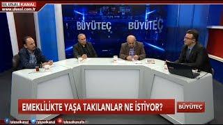 Büyüteç- 20 Ekim 2018- Levent Atacan- Mehmet Akkaya- Mustafa Bilal Günal - Can Karadut- Ulusal Kanal