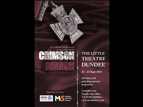 Crimson Ribbon - An Original Musical Play (The Little Theatre 23rd Sept 2016)