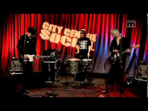 The Raveonettes Live - City Centre Social 2008 Manchester UK - Full Show