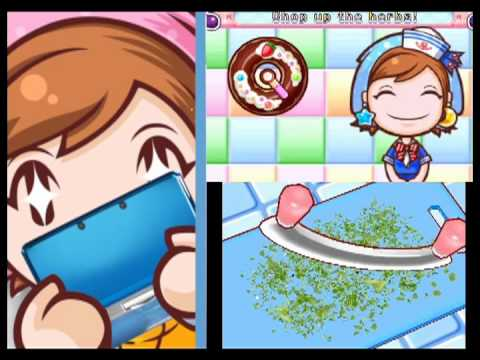 Cooking Mama 4 Kitchen Magic Official Trailer