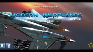 Modern Warplanes: Thunder Air Strike PvP warfare / Android Game/ Game Rock
