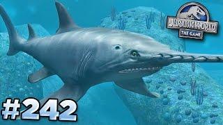 Sword Shark Unlocked! || Jurassic World - The Game - Ep242 HD