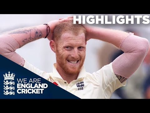 Kohli hits brilliant 97 as Stokes returns  England v India 3rd Test Day 1 2018  Highlights